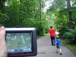 Edventure More - geocaching with kids