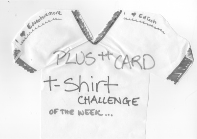 Hand Drawn T-Shirt Challenge 2