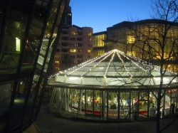 Children's Creativity Carousel - Night
